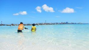 モルディブオプショナルツアー ビリンギリ島